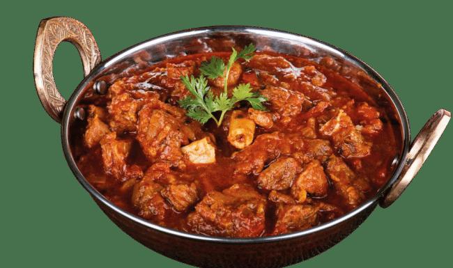 boeuf curry épicé piment plat delices de linde restaurant indien mulhouse