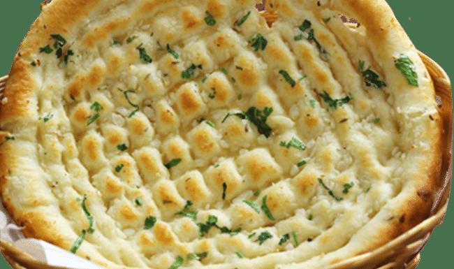 naan fromage herbe pain delices de linde restaurant indien mulhouse