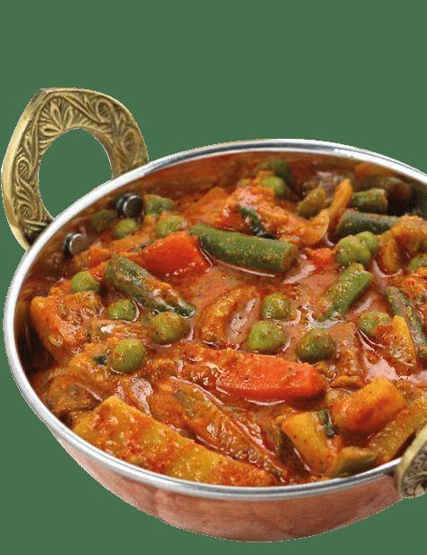 Plat vegetarien delices de linde restaurant indien mulhouse