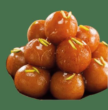 dessert gulab jamun delices de linde restaurant indien mulhouse