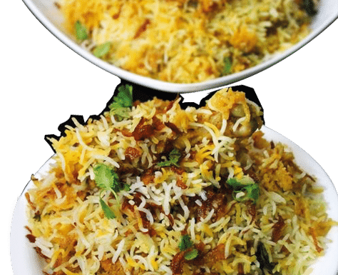 biryani plat traditionnel delices de linde restaurant indien mulhouse
