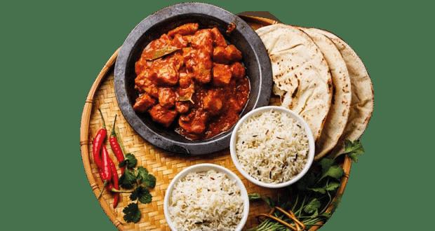 boeuf galette curry épicé piment plat delices de linde restaurant indien mulhouse